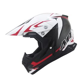 MT Synchrony Steel Crash Helmet Red