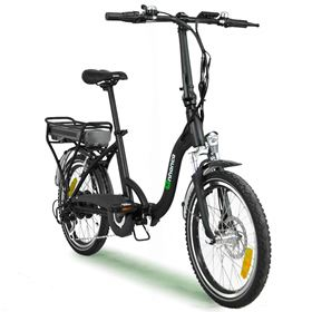 "Enhance 20"" Folding Electric Bike Premium"