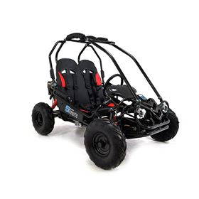FunBikes Shark RV50 156cc Black Mini Off Road Buggy