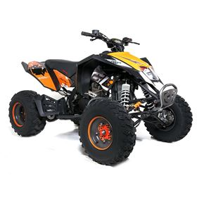 EGL Madmax 250cc Black Sports Adults Quad Bike