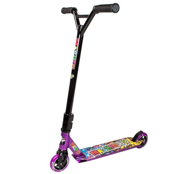 Mashed UP Extreme Stunt Scooter Purple