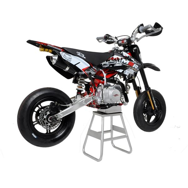 m2r racing km140sm 140cc lowered 76cm race ready. Black Bedroom Furniture Sets. Home Design Ideas