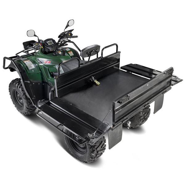 TGB Landmaster 600 Green Agricultural Quad Bike