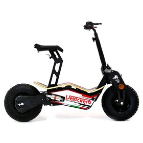Velocifero MAD 48 Volt 1600W Red Electric Scooter