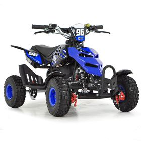 FunBikes 49cc Blue Kids Mini Quad Bike