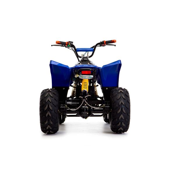 FunBikes Tino Rally 750w Blue Electric Childs Quad Bike