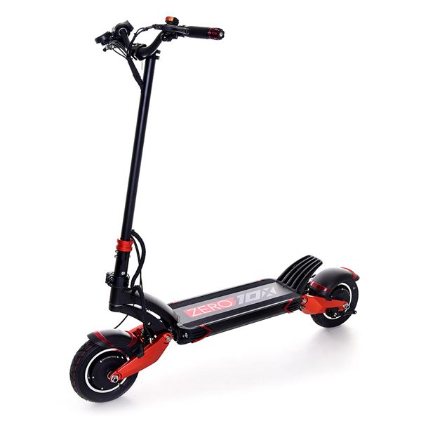 Zero 10x 52v 18AH 1000w Twin Motor Electric Scooter