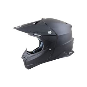 MT Synchrony Solid Crash Helmet Matt Black