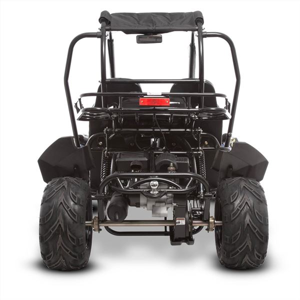 Mud Rocks 150 Trail Blazer 150cc Black Off Road Buggy