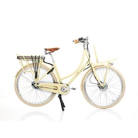 Beaufort Soho 468 250w Cream Electric Commuter Bike