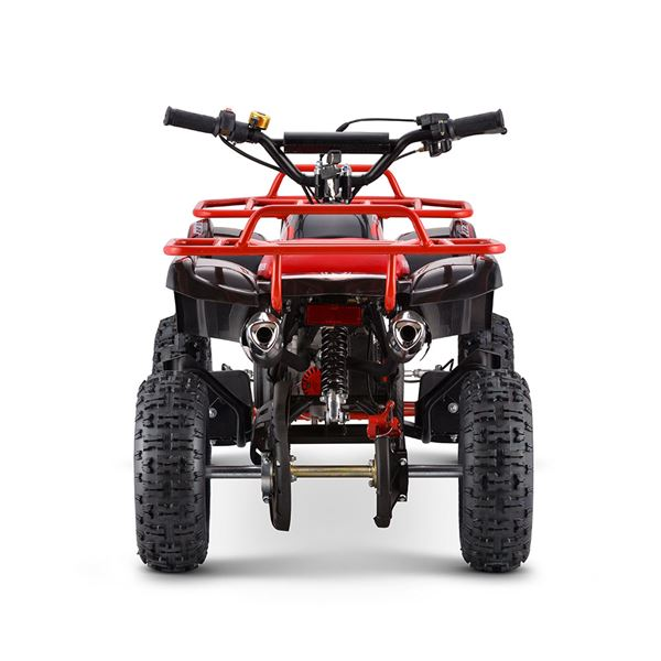 FunBikes 50cc Ranger Petrol Mini Quad Red