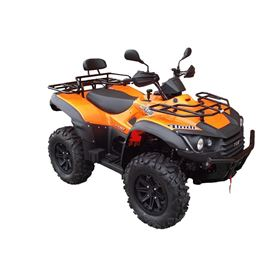 TGB Blade 550SE EFI IRS 4x4 Orange Utility Road Legal Quad Bike