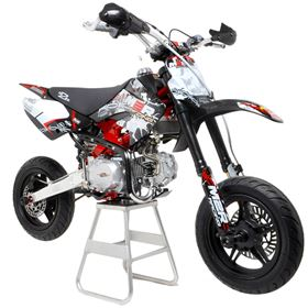 M2R Racing KM140SM 140cc 82cm CRF70 Supermoto Pit Bike