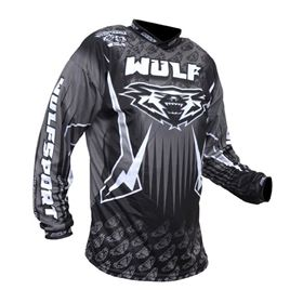 Wulfsport Arena Race Shirt White
