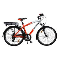 Batribike Granite Pro 250w Orange Electric Mountain Bike