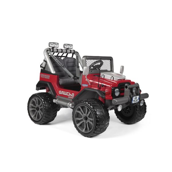 Peg Perego Gaucho Grande Kids Off Road 12v Ride On Quad