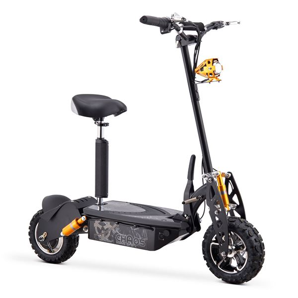 Chaos 48v 1000W Big Wheel Off Road Adult Electric Scooter