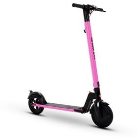 Gotrax GXLV2 250W 36v Lithium Pink Folding Adult Electric Scooter Limited Edition