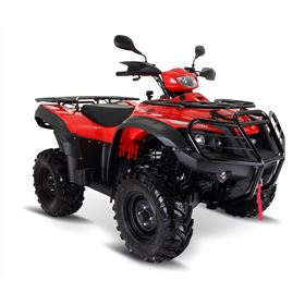 TGB Blade 550SL IRS 4x4 Red Utility Road Legal Quad Bike