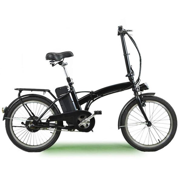 "Enhance 20"" Folding Electric Bike"