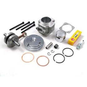 Mini Moto, Quad, Motard, Dirt Bike High Performance Head Kit Silver