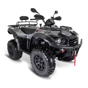 TGB Blade 550SE EFI IRS 4x4 Silver Utility Road Legal Quad Bike