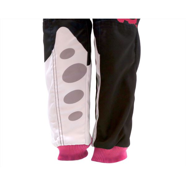 Chaos Kids Off Road Race Trouser Pink