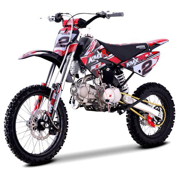 m2r racing kmxr140 140cc 17 14 86cm red dirt bike. Black Bedroom Furniture Sets. Home Design Ideas