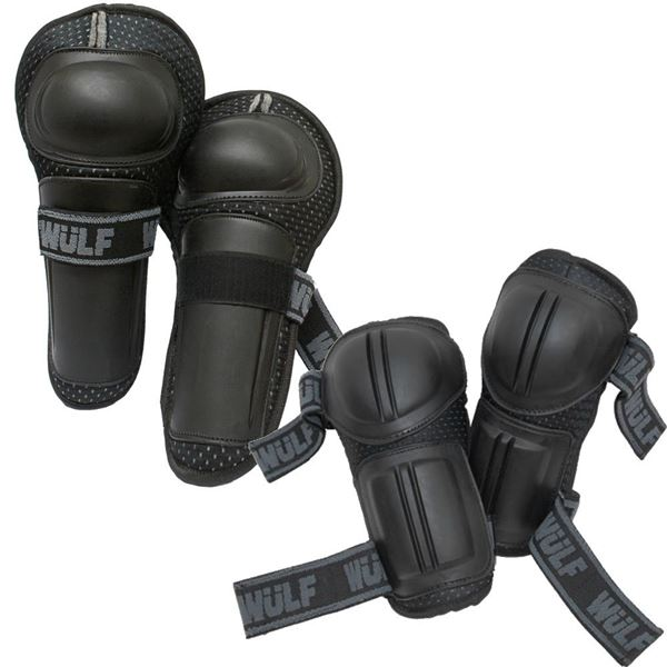 Knee And Elbow Pads / Protectors- Kids Size