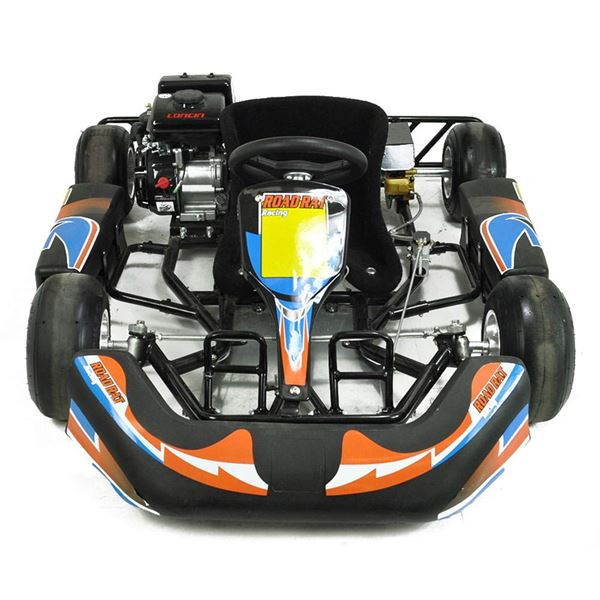 Junior Kids Cadet 90cc Racing Go Kart